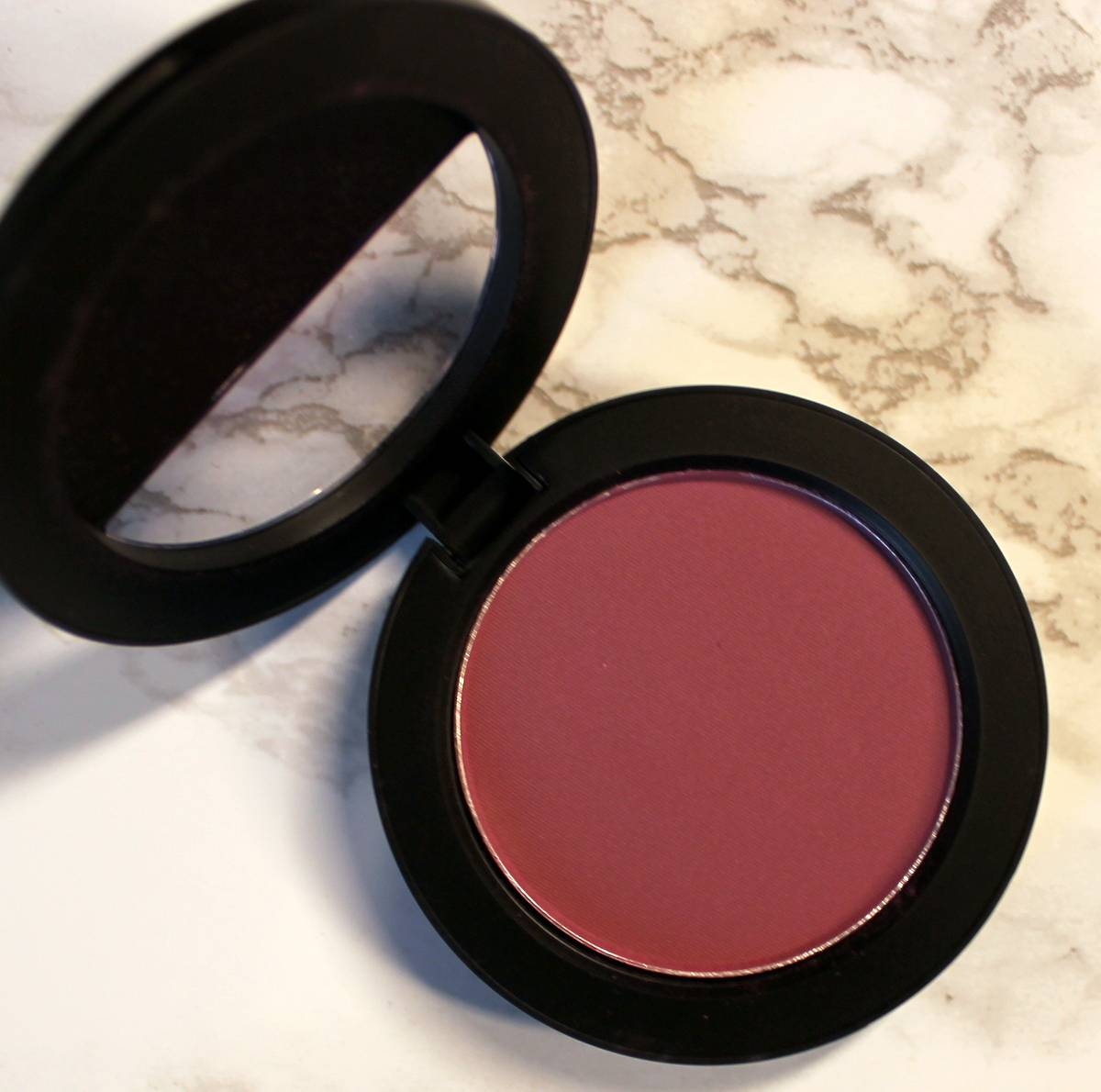 Carron Cosmetics Deep Grape Blush