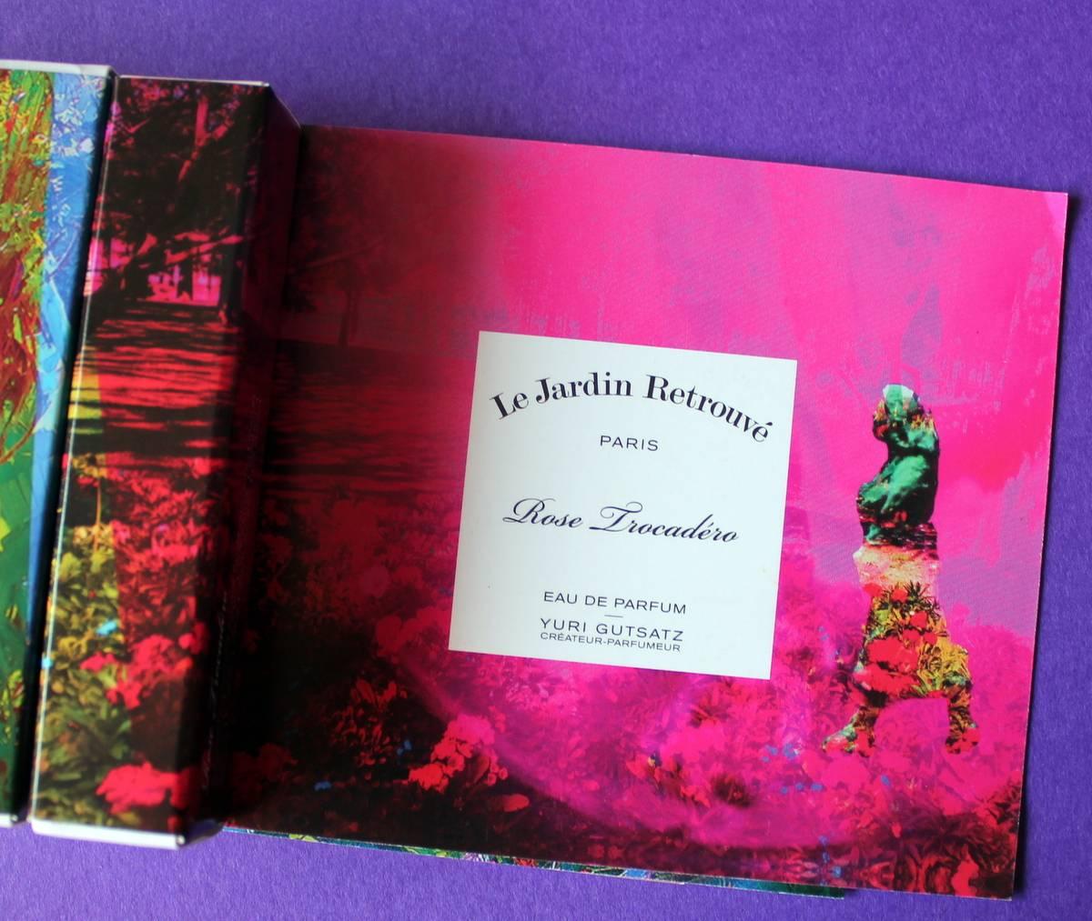 Le Jardin Retrouve - Rose Trocadero