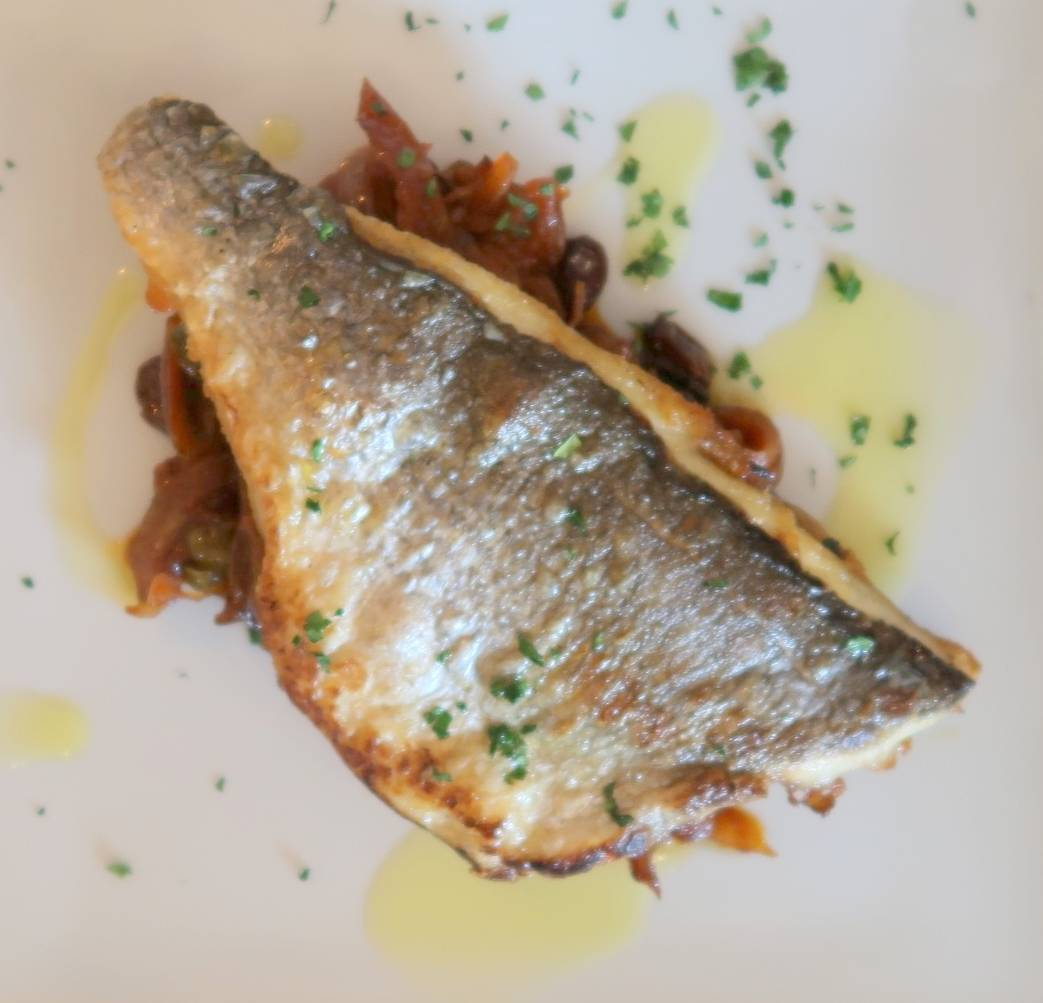 The Lavender - Seabass