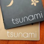 Tsunami Menu