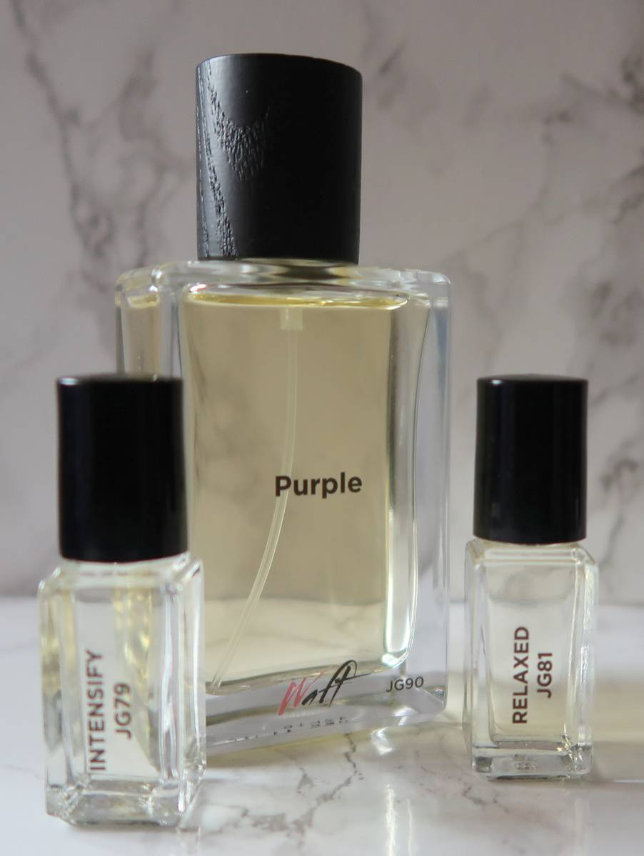 Waft Perfume - Purple