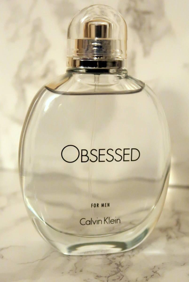 Fab Five Fragrances for Men - Calvin Kelin Obsessed for Men