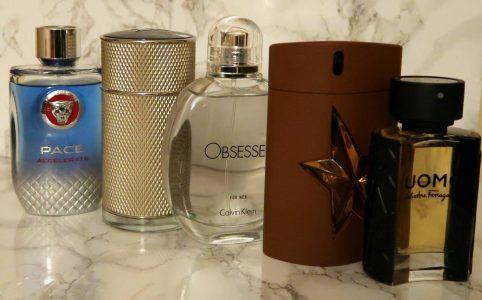Fab Five Fragrances for Men -