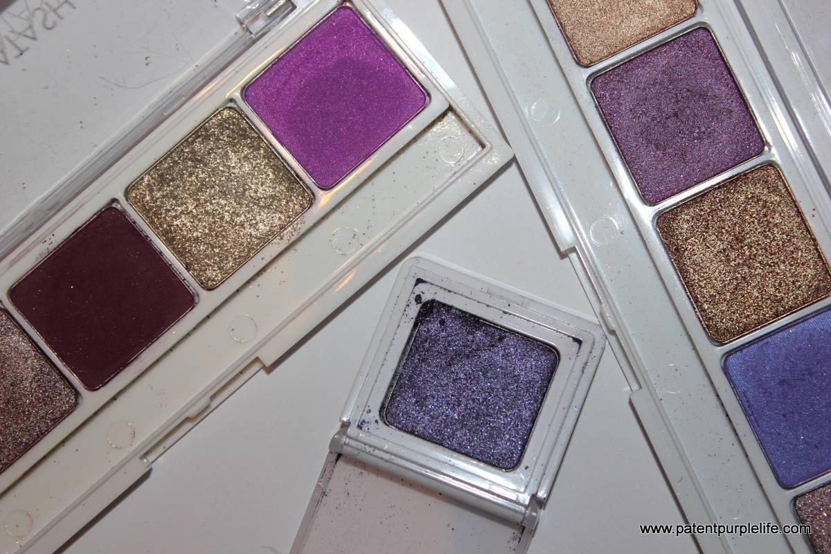 Natasha Denona Eyeshadows - palettes 10 and 12