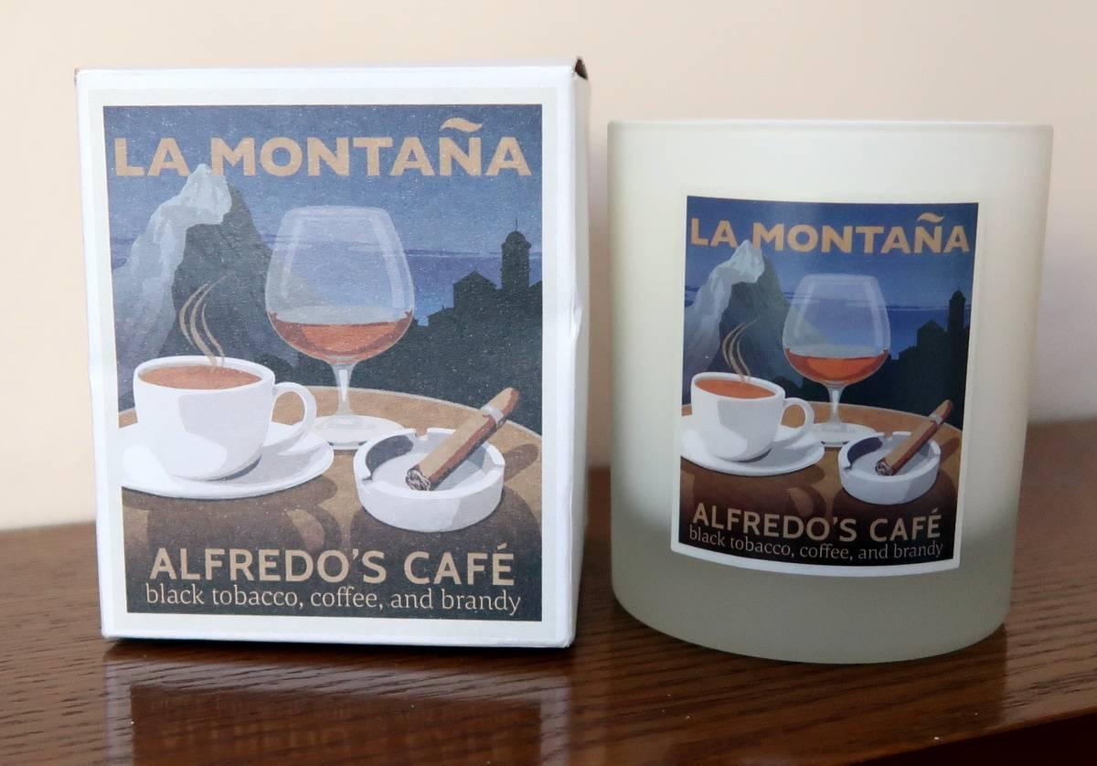 La Montaña Alfredo's Cafe