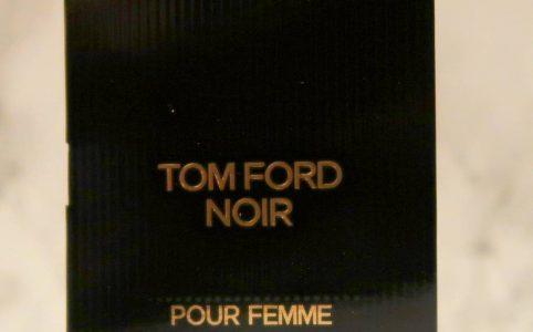 Tom Ford Noir Por Femme
