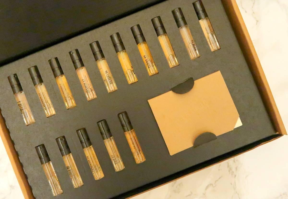 Fragrance discovery sets - Le Lebo